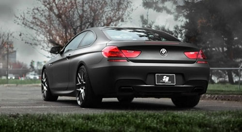 BMW 650i de la mano de SR Auto Group Rear